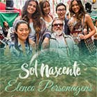 Elenco Personagens Sol Nascente