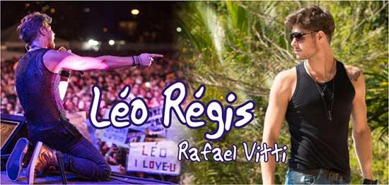 Léo Régis Rafael Vitti Rock Story