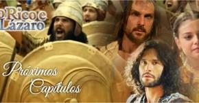 Próximos Capítulos O Rico e Lázaro