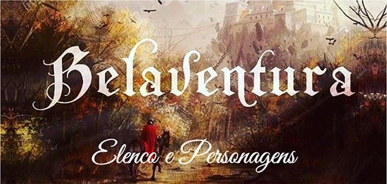Elenco Personagens Belaventura