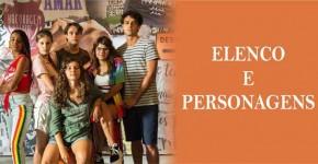 Elenco Personagens Malhação