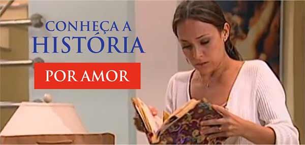 História Por Amor