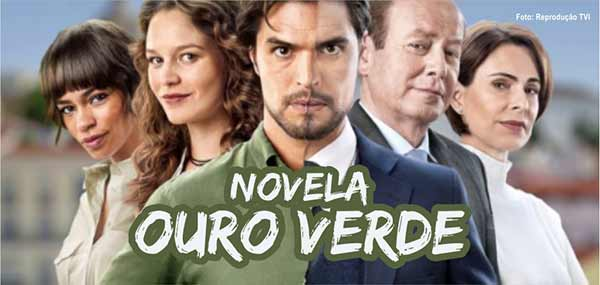 Novela Ouro Verde Band