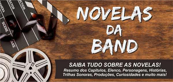Novelas da Band