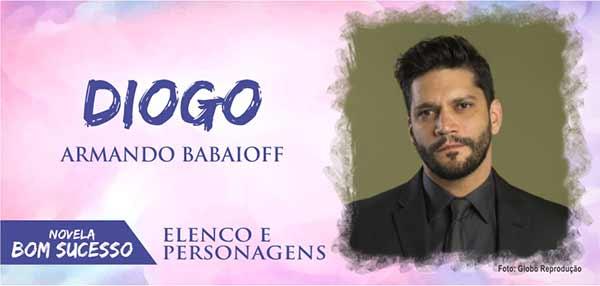 Diogo Bom Sucesso Armando Babaiof