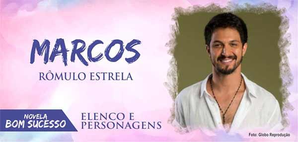 Marcos Bom Sucesso Rômulo Estrela