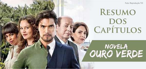 Resumo Novela Ouro Verde Band