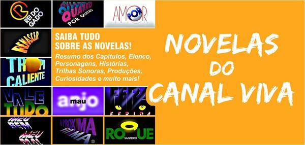 Novelas Canal Viva