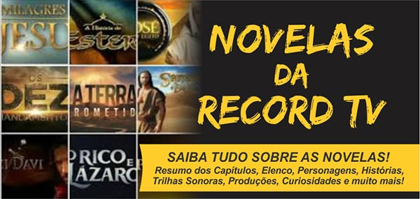 Novelas Record TV