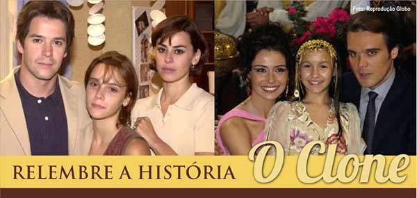 Resumo O Clone História Capítulos