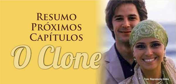 Resumo O Clone Próximos Capítulos
