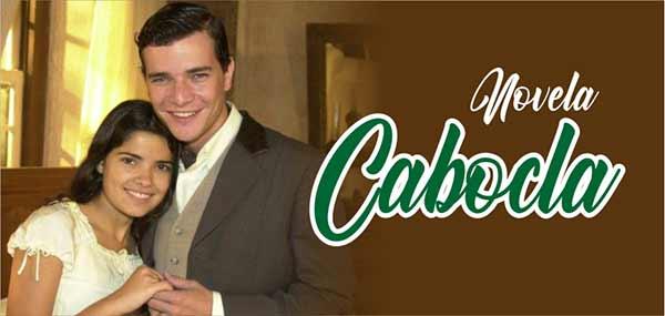 Novela Cabocla Canal Viva