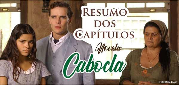 Resumo Novela Cabocla Viva