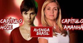 Capítulo Hoje Amanhã Avenida Brasil