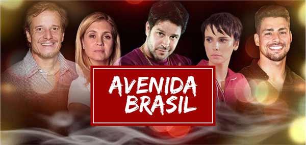 Novela Avenida Brasil Vale a Pena Ver de Novo