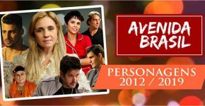 Personagens Novela Avenida Brasil