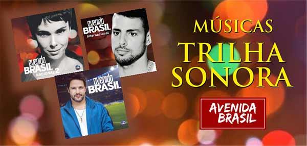 Músicas Trilha Sonora Avenida Brasil