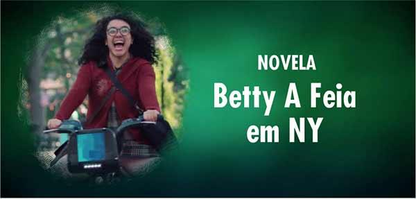 Novela Betty a feia em NY SBT