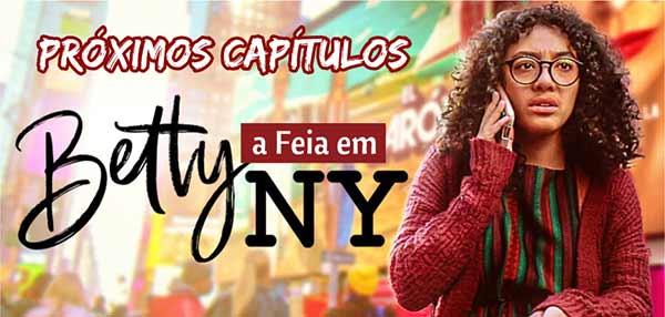 Próximos Capítulos Betty A Feia em Nova York
