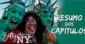 Resumo Betty A Feia em NY