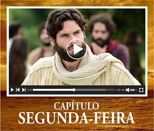 Assistir Novela Jesus Completo Segunda-Feira