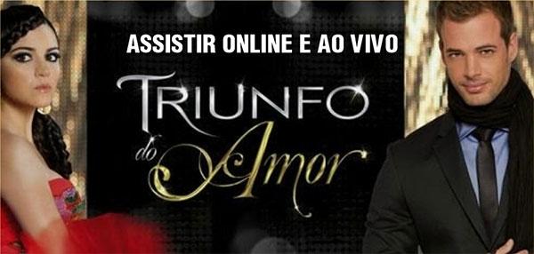 Assistir Novela Triunfo do Amor Ao Vivo Online