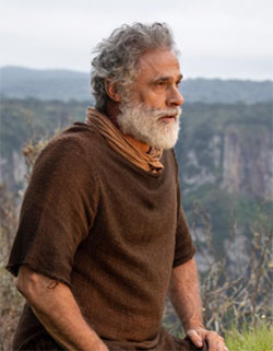 Personagem Noé Gênesis (Oscar Magrini)