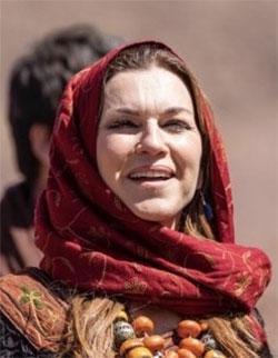 Personagem Sara de Gênesis (Adriana Garambone)