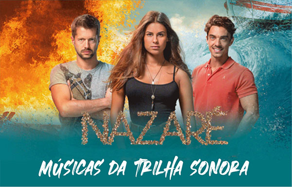 Músicas Trilha Sonora Novela Nazaré Band
