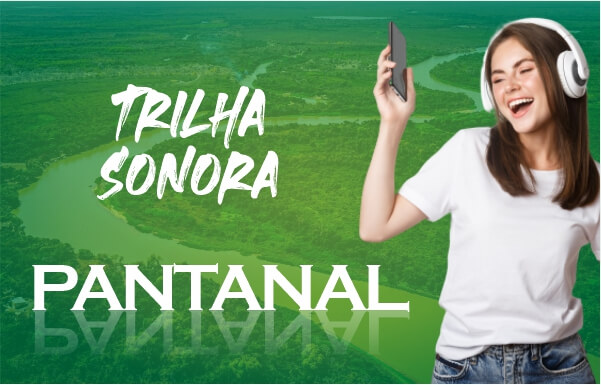 Trilha Sonora Novela Pantanal da Globo